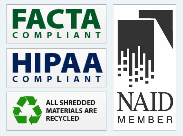 Elevated Shredding, Flagstaff's #1 mobile, onsite document destruction company-Learn About Compliance.